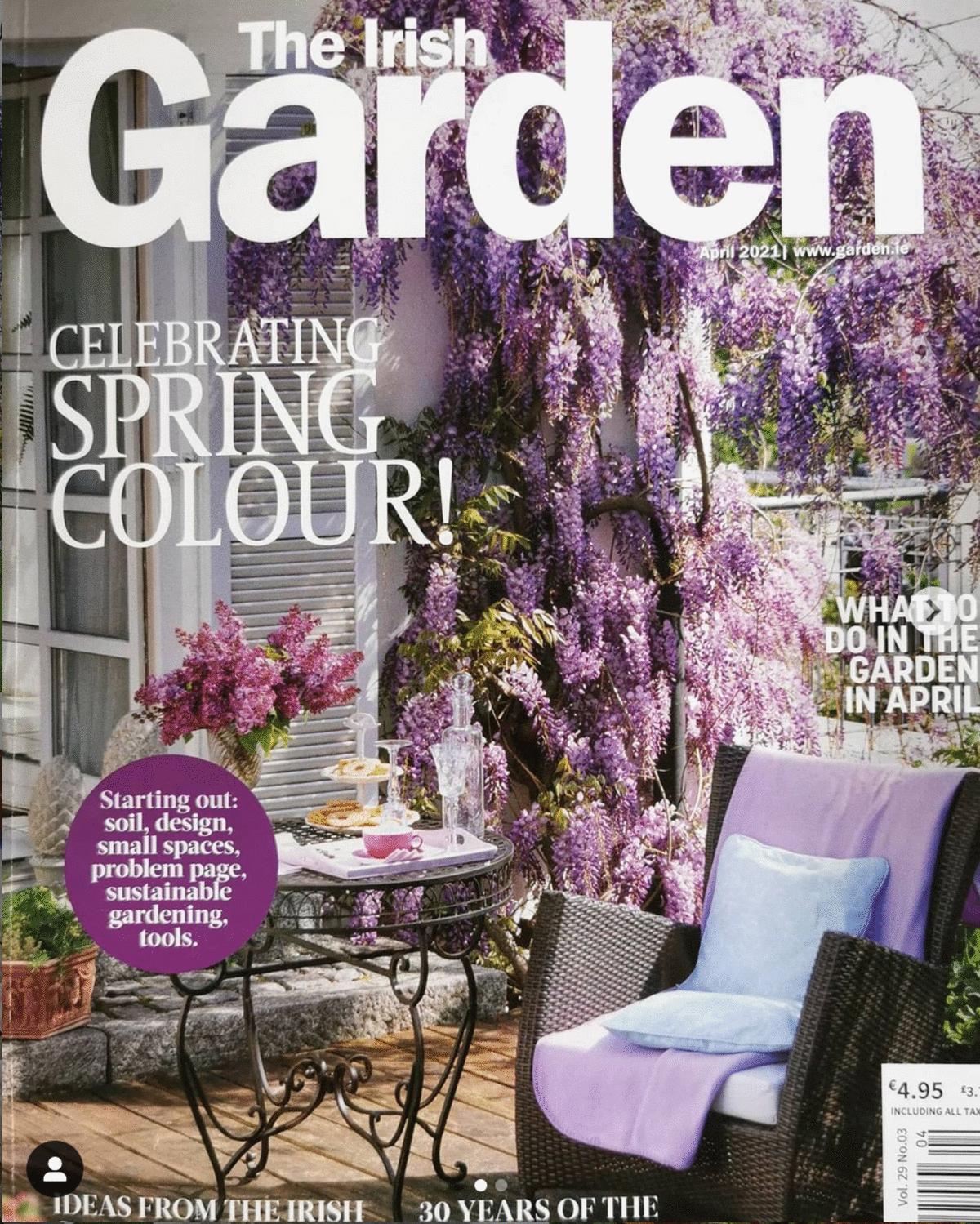 Irish Garden Magazine, April 2021